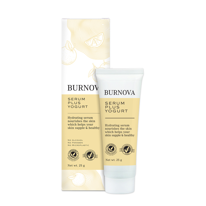 Burnova Serum Plus Yogurt