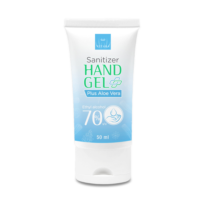 Vitara Sanitizer Hand Gel
